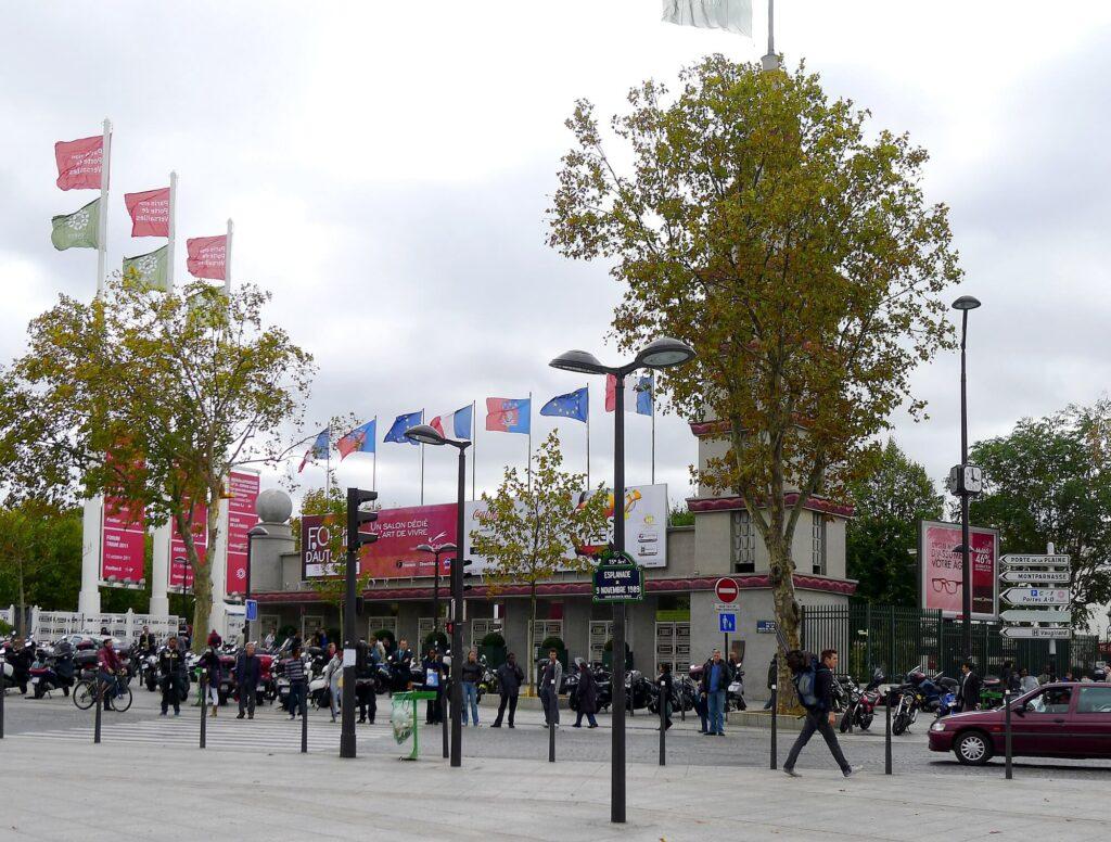 Parc des expos Porte de Versaille
