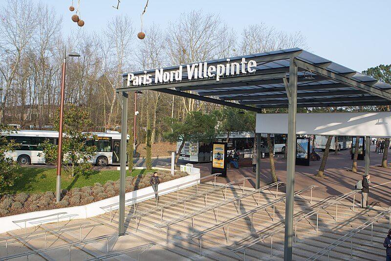 Le Parc des Expositions Paris Nord - Villepinte