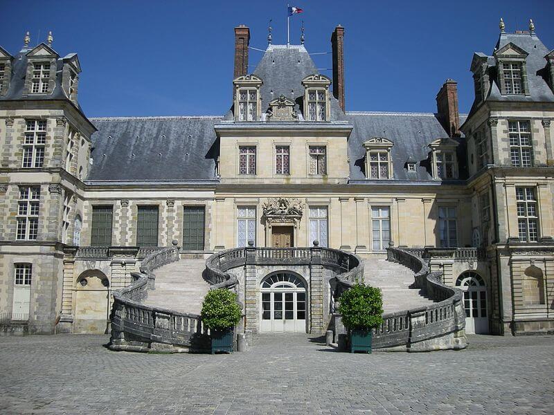 Château de Fontainebleu