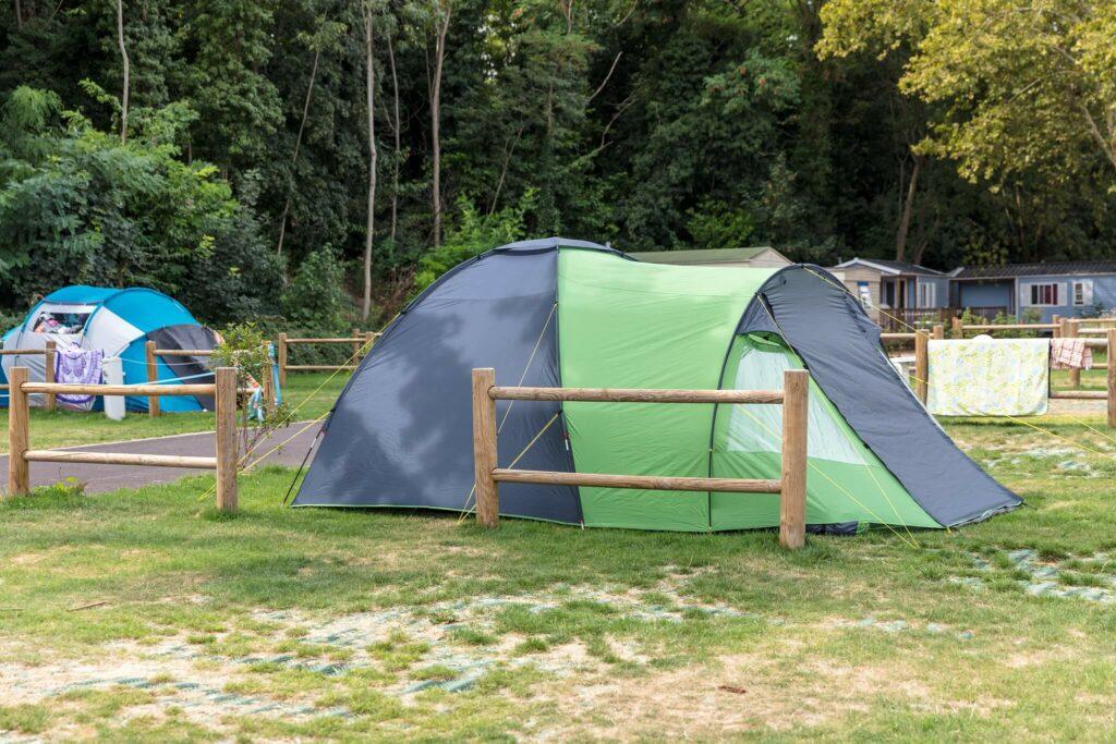 emplacement camping Paris